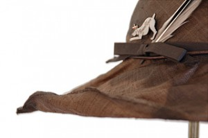 Baku Walnut Hat
