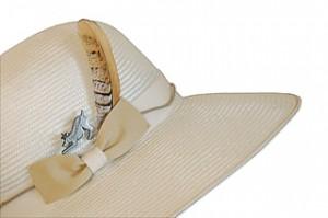 Parasisal Cloche Hat