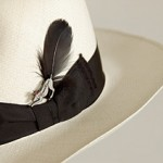 Panama Montecristi Trilby Hat