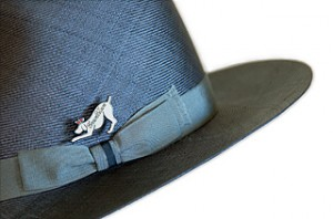 Parabuntal Trilby Hat