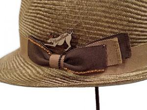 Parasisal Trilby Hat