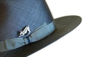 Parabuntal Trilby Hat